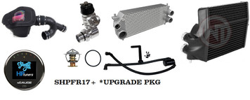 SHPFR17+  Upgrade pkg. available with or without WHIPPLE or WAGNER Intercooler