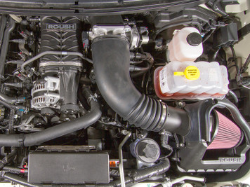 2011-2014 6.2L Ford F-150 Supercharger ROUSH R2300 Phase 2 Kit - 590 HP