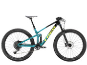 2020 TOP FUEL 9.8 GX  - SIZE ML (18.5) TEAL-BLK ON THE FLOOR NOW!