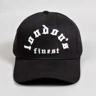 WHITECHAPEL TRUCKER-BLACK