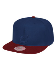 CROPPED SATIN SNAPBACK CLEVELAND CAVALIERS