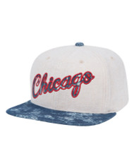 VACATION LINEN CHICAGO BULLS SNAPBACK-HWC