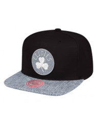 WOVEN BRIM BOSTON CELTICS SNAPBACK