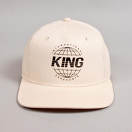 BETHNAL PINCH PANEL SNAPBACK-CEMENT