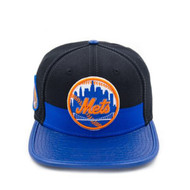 NEW YORK METS BALL TEAM LOGO STRAPBACK