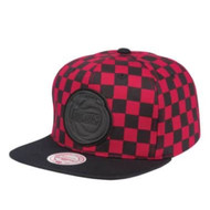 CHECKERED CROWN SNAPBACK HOUSTON ROCKETS
