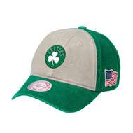 FLAGGED STRAPBACK BOSTON CELTICS