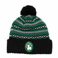 JACKED POM KNIT BOSTON CELTICS