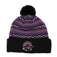 JACKED POM KNIT TORONTO RAPTORS