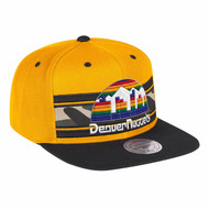 COVERT SNAPBACK DENVER NUGGETS