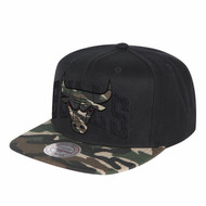 BLIND SNAPBACK CHICAGO BULLS