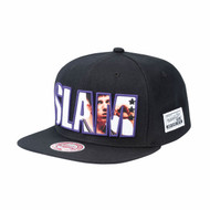 SLAM CROP SNAPBACK SACRAMENTO KINGS JASON WILLIAMS