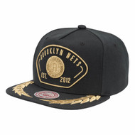 CAPTAINS SNAPBACK BROOKLYN NETS