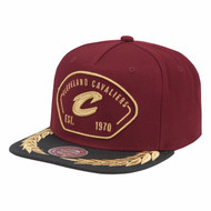 CAPTAINS SNAPBACK CLEVELAND CAVALIERS