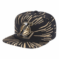 NUCLEO GOLD SNAPBACK LOS ANGELES LAKERS