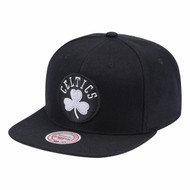 WOOL B/W SNAPBACK BOSTON CELTICS