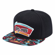TEAM DNA SNAPBACK SAN ANTONIO SPURS