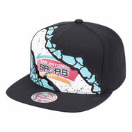 PEELED SNAPBACK SAN ANTONIO SPURS