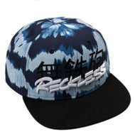 JAPANNED RECKLESS SNAPBACK