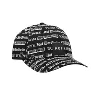 FAKE NEWS CURVED VISOR HAT