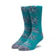 PLANTLIFE MELANGE LEAVES SOCK