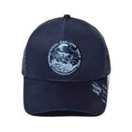 EXPLORER MESH TRUCKER CAP-INK