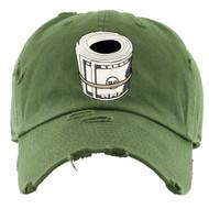 MONEY ROLL DAD HAT