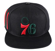 PHILADELPHIA 76ERS 76LOGO( GUCCI COLORS)