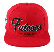 ATLANTA FALCONS DROPSHADOW STRAPBACK