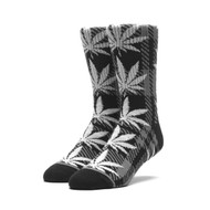 PLAID PLANTLIFE SOCK