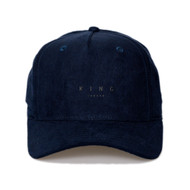 LEYTON CURVED PEAK CAP-INK