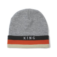 BLACKWALL BEANIE-STONE