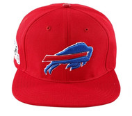 BUFFALO BILLS LOGO STRAPBACK