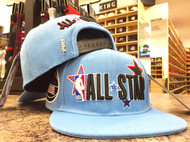 NBA ALL-STAR 2020 WORDMARK SNAPBACK - ROYAL BLUE