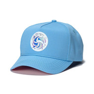 FLY LEGENDS SNAPBACK IN LIGHT BLUE