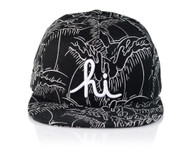 "OFFICIAL IN4MATION ""hi"" SNAPBACK"