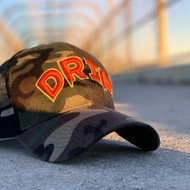 CLASSIC CAMO DRIP HAT