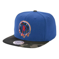 CAMO DRIPZ SNAPBACK LOS ANGELES CLIPPERS