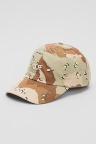 WOODSMAN DAD HAT-DESERT CAMO