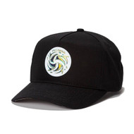 FLY LEGENDS SNAPBACK IN BLACK