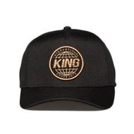BETHNAL CURVED PEAK CAP - BLACK