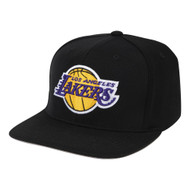 DOWNTIME CLASSIC RED SNAPBACK LOS ANGELES LAKERS