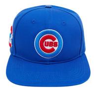 CHICAGO CUBS CLUB LOGO SNAPBACK