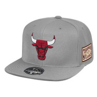 CHAMP PATCH FITTED HWC CHICAGO BULLS