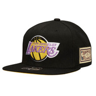 CHAMP PATCH FITTED HWC LOS ANGELES LAKERS