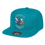 TEAM GROUND FITTED HWC CHARLOTTE HORNETS