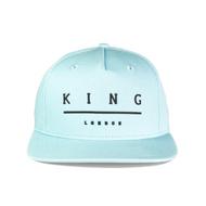 STAPLE SNAPBACK CAP - SKY BLUE