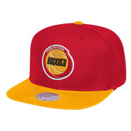 WOOL 2 TONE FITTED HOUSTON ROCKETS