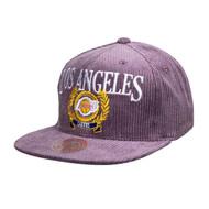 LEVELZ SNAPBACK HWC LOS ANGELES LAKERS