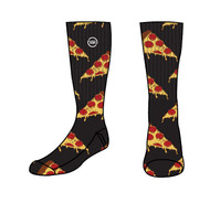 YOUNG&RECKLESS PIZZA SOCKS